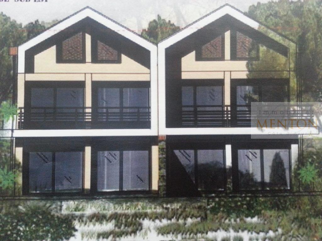 Menton gorbio maison de 104 m 12 m d 39 annexe 100 m de for Garage annexe maison